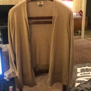 Cute open front cardigan. Like new